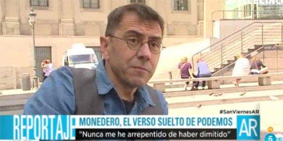 La Complutense 'levanta' provisionalmente el castigo a Monedero