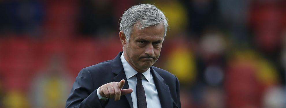 Mourinho amenaza con llevarse a un jugador del Real Madrid en enero