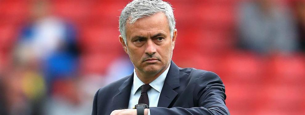 Mourinho involucra a Sir Alex Ferguson en su particular guerra contra la prensa