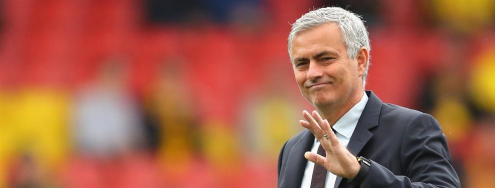 Mourinho le pide al Manchester United que blinden a uno de sus cracks