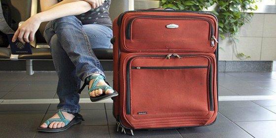 La buena mujer que viajaba con los intestinos de su marido en su maleta