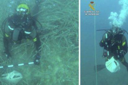 Misterio en Calpe: encuentran una nueva sábana con restos humanos y objetos