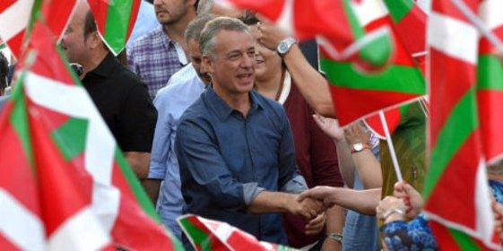 Sondeos: El PNV ganaría las elecciones vascas, seguido de Bildu y de Podemos