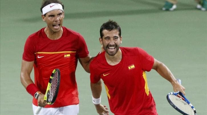 España regresa al Grupo Mundial en Copa David