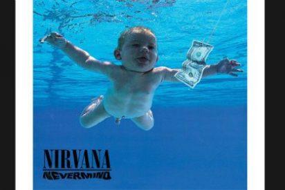 ¿Quieres ver cómo está 25 años después el bebé de la famosa portada de Nirvana?