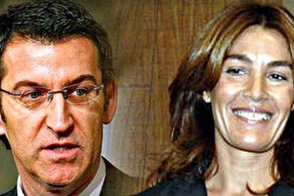 ¿Es esta señora la futura 'primera dama' de La Moncloa?