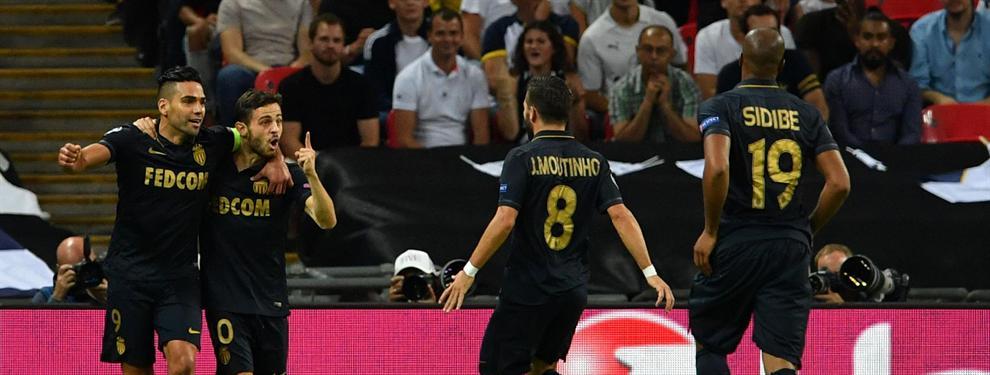 Ojo Emery: El Mónaco comenzó fuerte la temporada