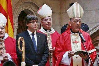 """Omella, sobre el futuro de Catalunya: """"Es necesario aunar fuerzas. Todos unidos podremos más que separados"""""""