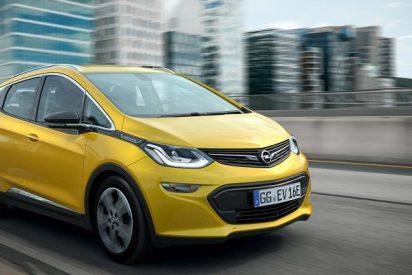 Opel Ampera-e, el eléctrico con mayor autonomía