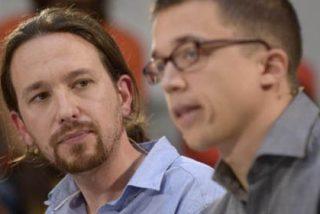 Iglesias y Errejón se pelean en Twitter por la estrategia política de Podemos