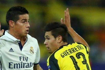"""Palito a James Rodríguez: """"No ha habido nada que lo acredite como jugador"""""""