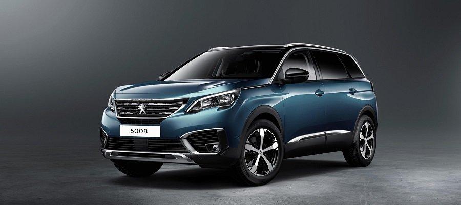 El Peugeot 5008 se reinventa como todocamino