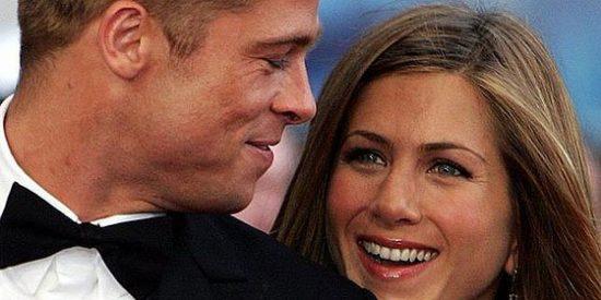 El encuentro secreto de Jennifer Aniston y Brad Pitt en la habitación de un hotel