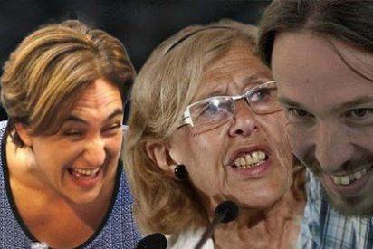 """Manuela Carmena: """"Ni debo, ni puedo, ni quiero hablar de Podemos"""""""