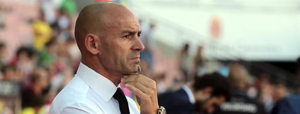 Primer enfrentamiento entre Paco Jémez y sus jugadores en Granada