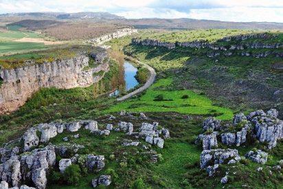 Apuesta decidida por la candidatura del Geoparque de Las Loras en Palencia y Burgos