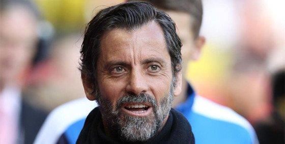 """Quique Sánchez Flores: """"El gol del real Madrid al filo del descanso nos hizo daño"""""""