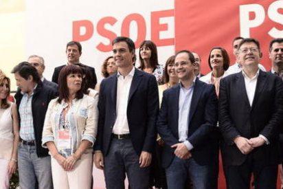 Dirigentes del PSOE asestan un golpe para acabar con Pedro Sánchez tras el 26S