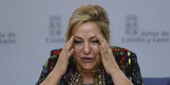 Valdeón parece que seguirá siendo procuradora en las Cortes pese a su positivo por alcoholemia