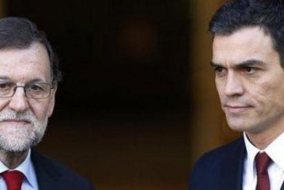 Ni Rajoy se va ni Sánchez cambia