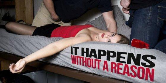 Las impactantes fotos que recrean cómo se viven las violaciones en EEUU