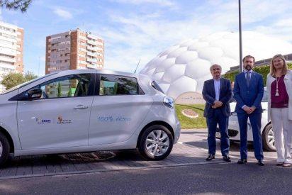 La Junta de Castilla y León se hace con cuatro Renault Zoe