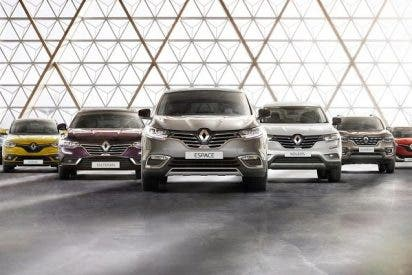 Koleos, Zoe y Trezor, novedades de Renault en París