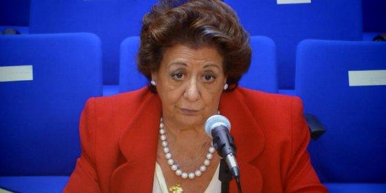 Les Corts valencianas, incluido el PP, pide a Barberá que renuncie como senadora