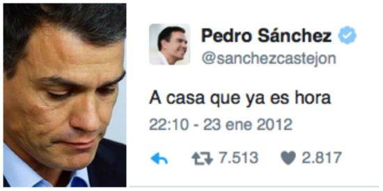Terremoto en el PSOE: 17 miembros de la Ejecutiva de Sánchez dimiten