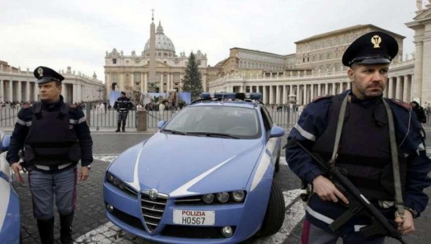 Detienen a un hombre que quiso entrar con su coche en el Vaticano