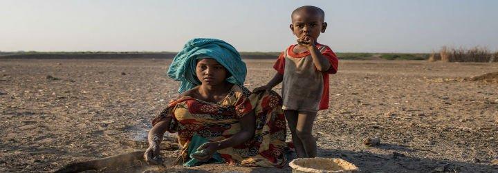Caritas Internationalis alerta sobre los efectos de la sequía y la escasez de alimentos en Etiopía
