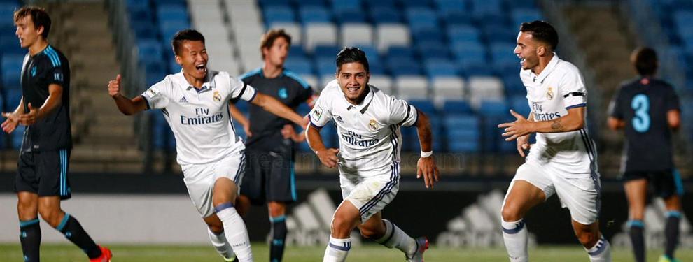 """""""Sergio Díaz tiene mucha calidad, esperamos que juegue en Primera"""""""