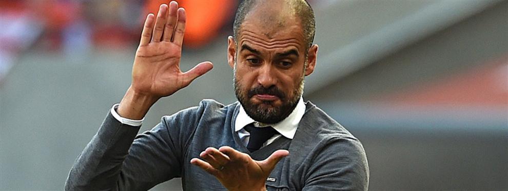"""""""Si Pep Guardiola quiere guerra, entonces tendrá una guerra"""""""