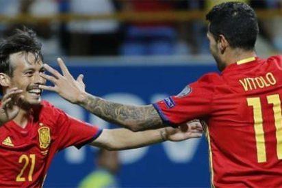 La España de Lopetegui golea dentro y fuera del terreno de juego: fue lo más visto del día