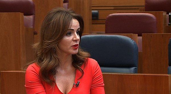 Silvia Clemente defiende la reforma del sistema electoral para evitar bloqueos