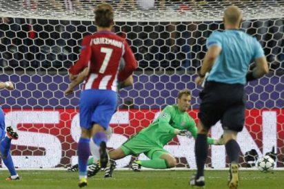 Simeone manda de nuevo para casa al Bayern con el rabo entre las piernas