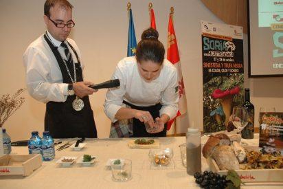 El V Congreso Internacional 'Soria Gastronómica' se consolida como referente internacional en turismo micológico