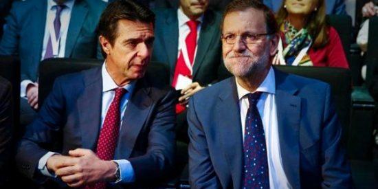 La grosera puerta abierta a Soria agrieta la fiabilidad de Rajoy