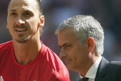 Sorpresa: El pacto secreto (de futuro) de Ibrahimovic con Mourinho