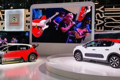 Citroën y DS, frescura y exclusividad en París