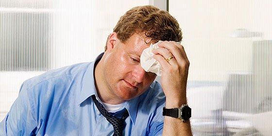 ¿Qué puedo hacer cuando el sudor es un problema?