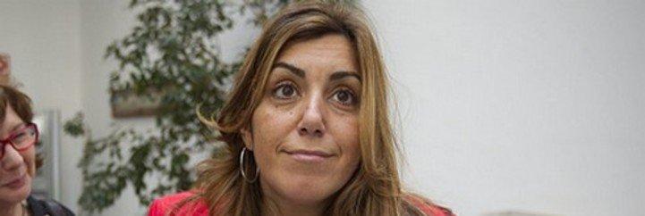 Susana Díaz sale en defensa de la honestidad de los expresidentes socialistas Chaves y Griñán