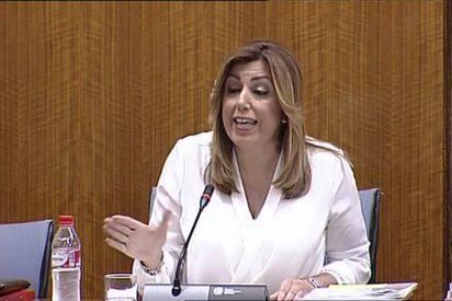 """Luis Ventoso le baja los humos a Susana Díaz: """"¿Alguien pensaría en ella como líder de no ser por el ínfimo Sánchez?"""""""