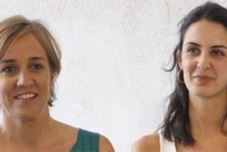 """El feminismo indignado de Rita Maestre y Tania Sánchez: """"Se ha acabado el tiempo del monopolio político masculino"""""""