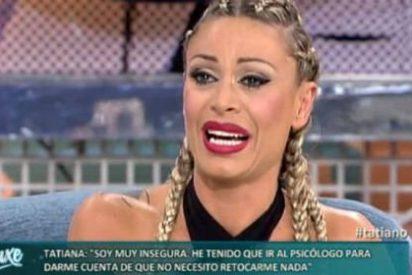 Tatiana Delgado ('SV2011') muestra en TV su culo destrozado tras una operación