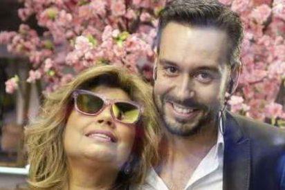 Terelu Campos y Kike Calleja: pasión ardiente y sexo en Marbella