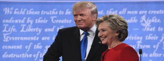 Las 7 frases memorables del debate entre los candidatos a presidir EEUU