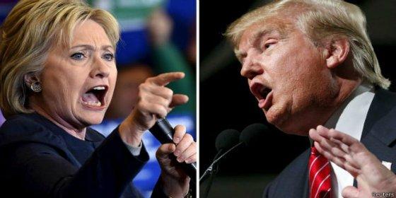 Clinton aventaja en 51 puntos a Trump entre los latinos de EEUU