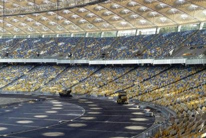Ucrania albergará final de Champions 2018