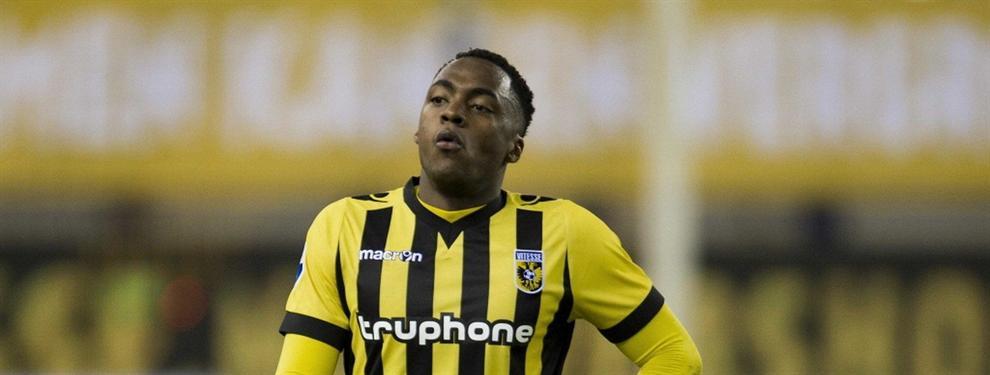 Un ecuatoriano interesa al Swansea tras triunfar en Holanda y volver a América